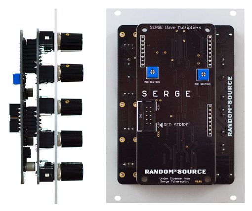 Serge Wave Multiplier PCB/Panel