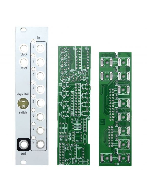 SMRL Sequential Switch PCB/Panel