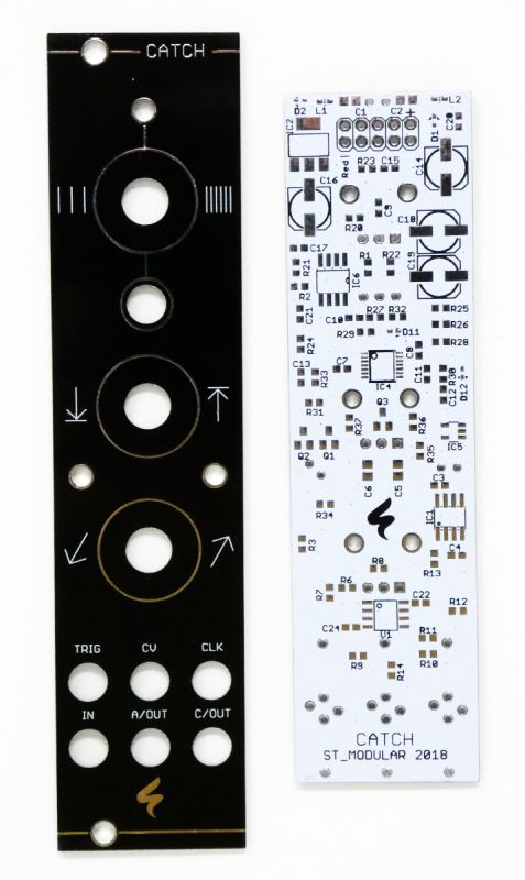 ST Modular: Catch PCB/Panel