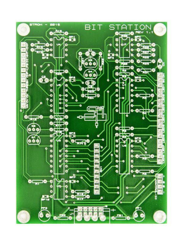 Stroh Bit Station PCB