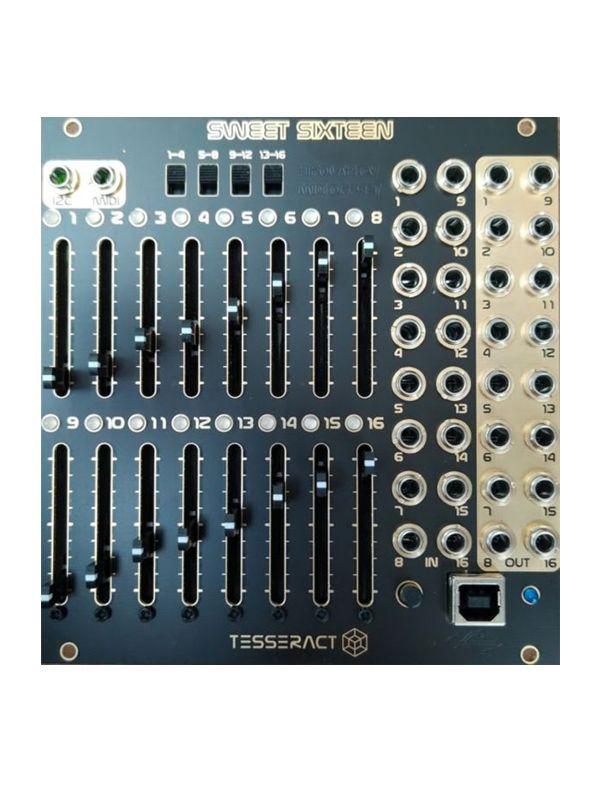 Sweet Sixteen MK2 Full DIY Kit   Tesseract Modular