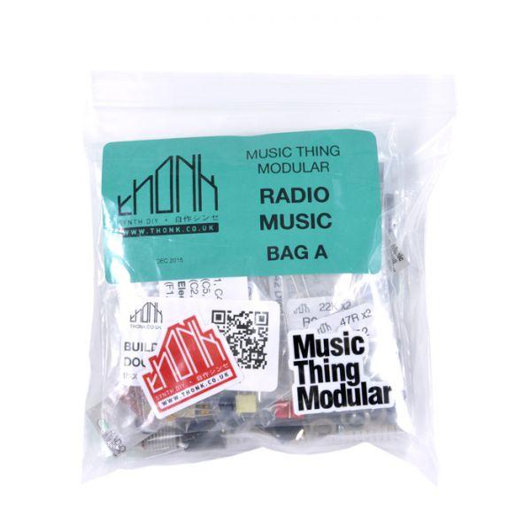Music Thing Modular DIY Sample Player - Radio Music