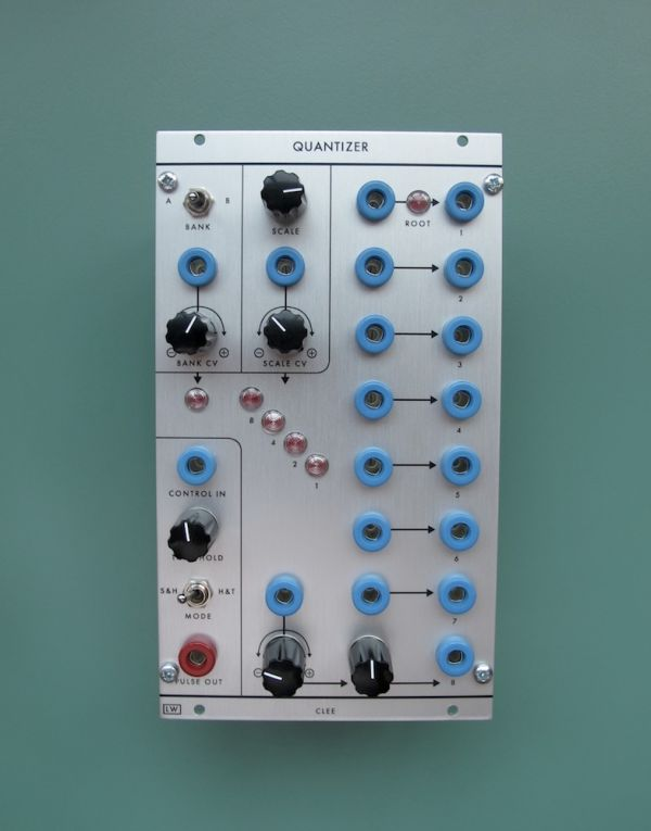 Loudest Warning cLee Quantizer Panel