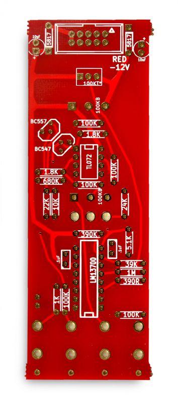 Noise Reap VCD PCB