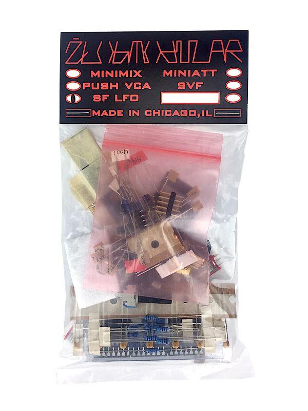 Skew Fade LFO [v2.4] - Full DIY Kit | Zlob Modular